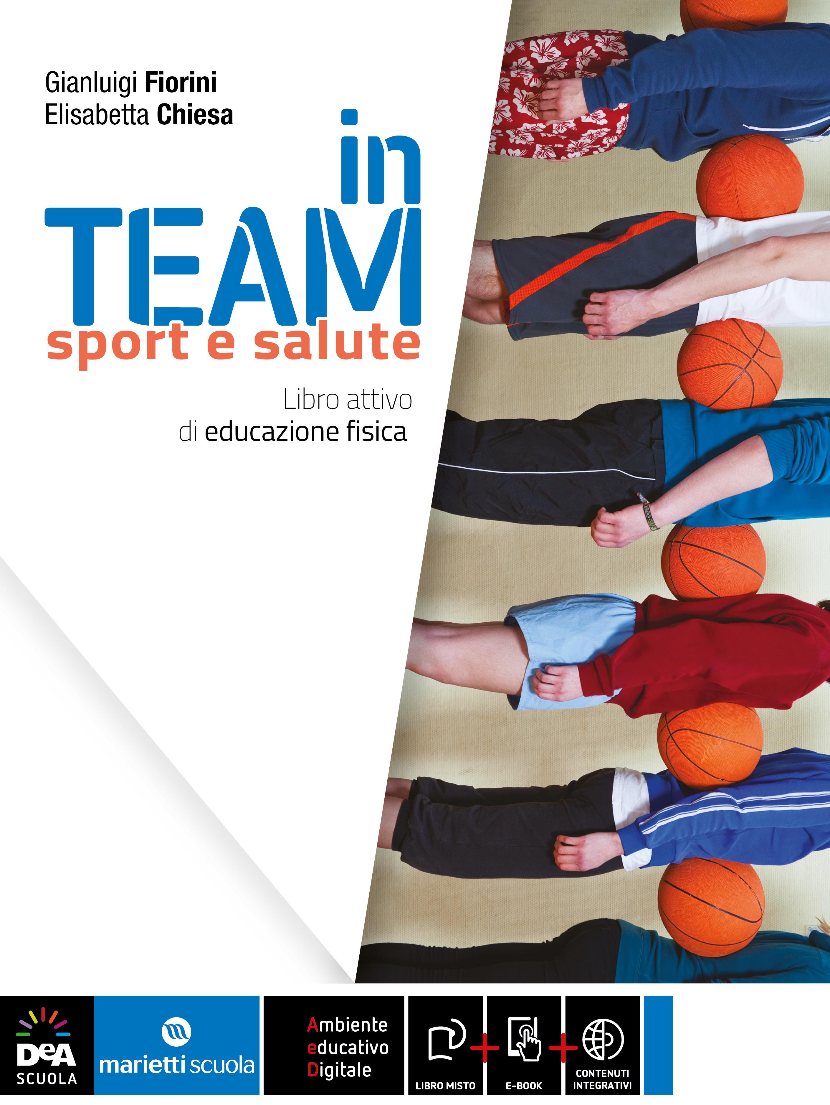In Team Sport E Salute Dea Scuola