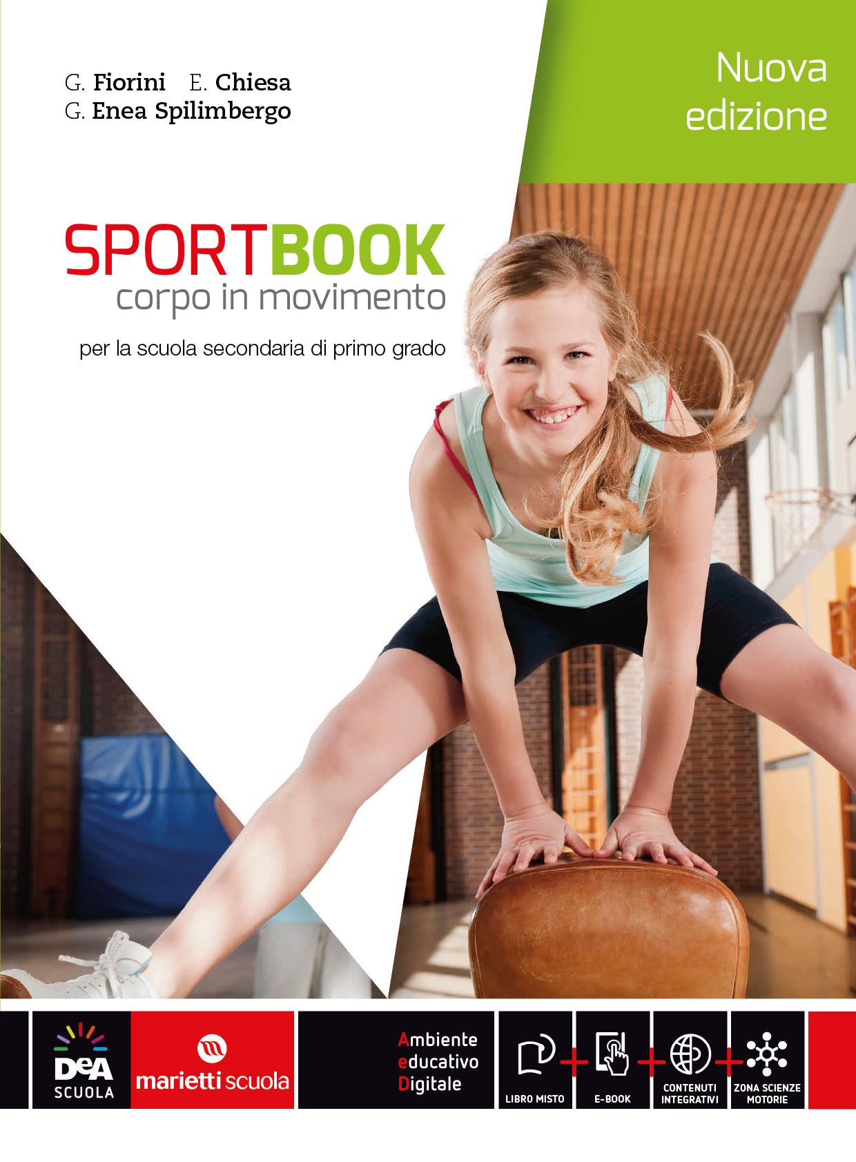 Sportbook Nuova Edizione Dea Scuola