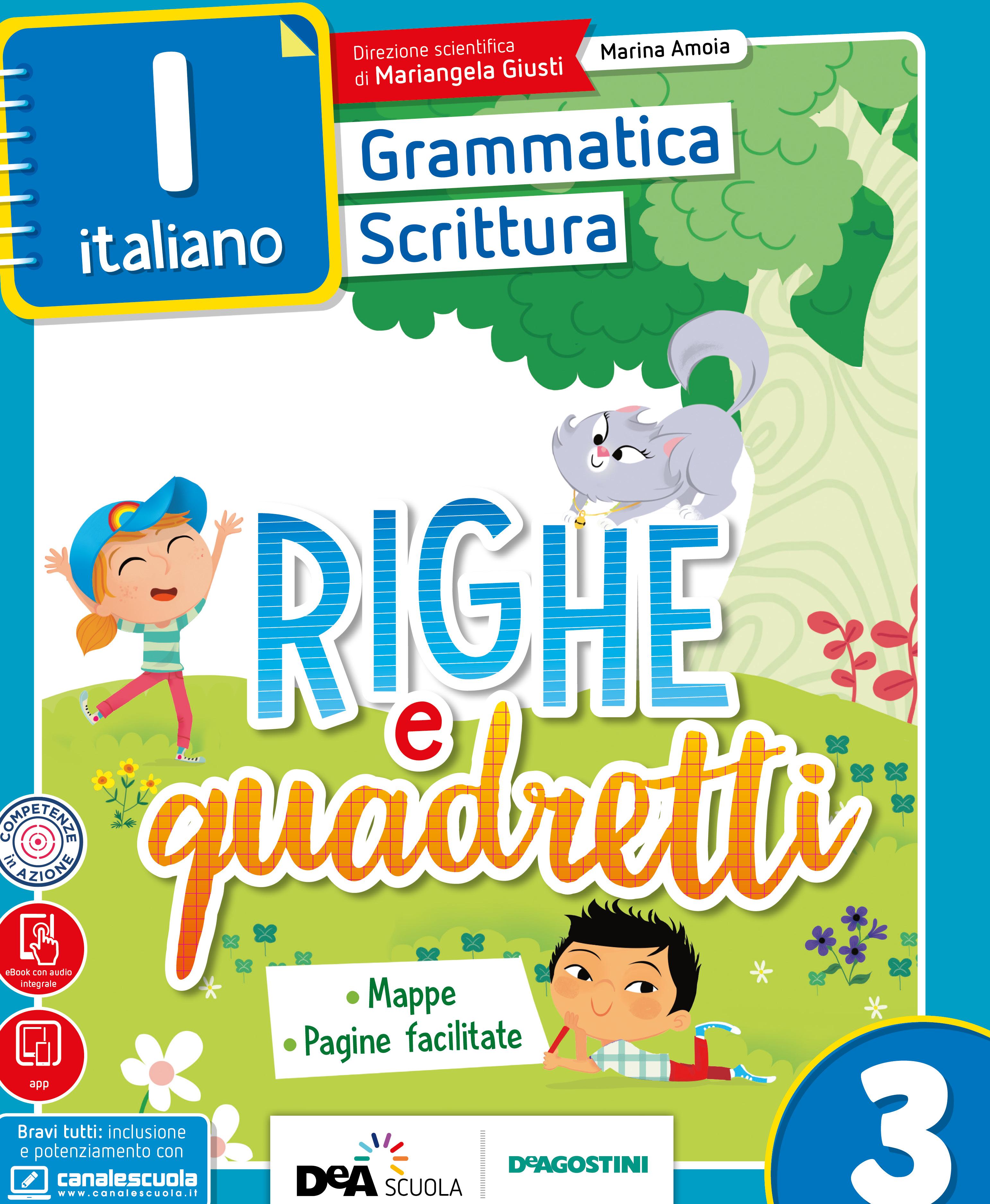 Righe E Quadretti Dea Scuola